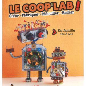 Le Coop'Lab à la médiathèque de Montferrat
