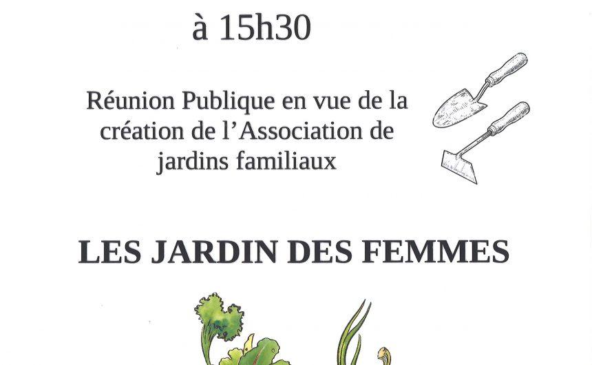 Le jardin des Femmes